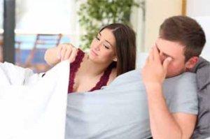 L'impuissance chez les hommes
